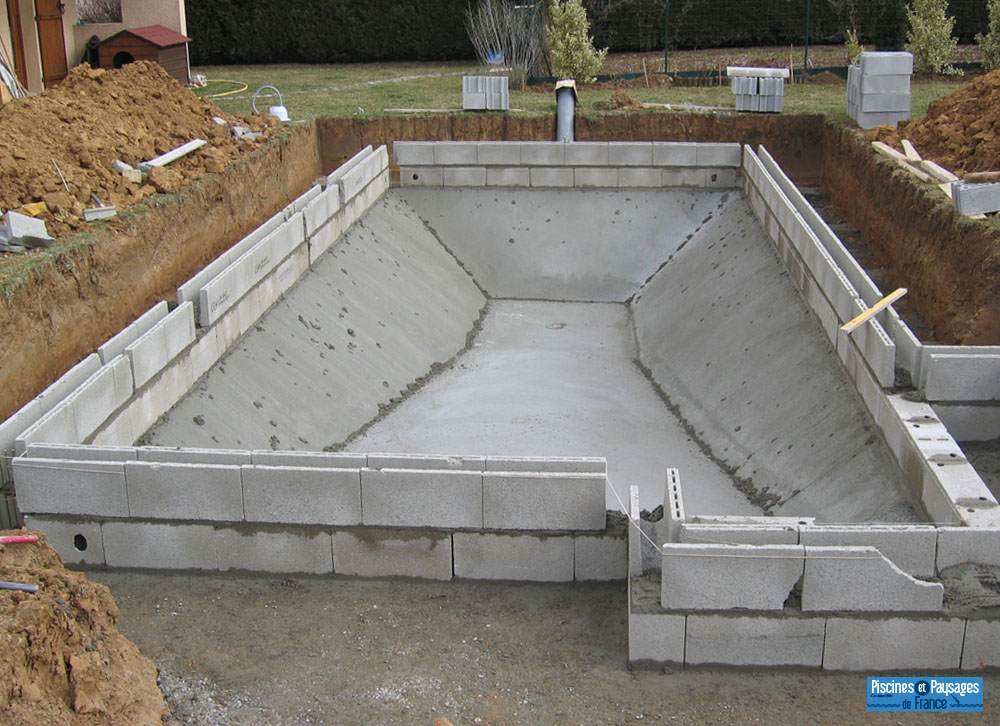 Construction et r novation piscines piscines et paysages for Piscine construction