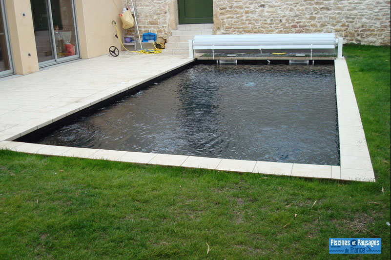 Construction et r novation piscines piscines et paysages for Revetement piscine pvc arme